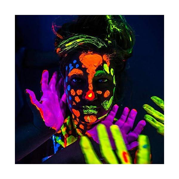 neon-nights-8-x-UV-Body-Paint-Black-Light-Make-Up-55-fl-oz-Bodypainting-Neon-Blacklight-Bodypaint-Face-Paints
