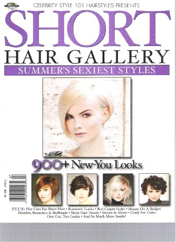 Celebrity Style 101 Hairstyles Presents Short Hair Gallery (900+ New You Looks, Number 7 2010)