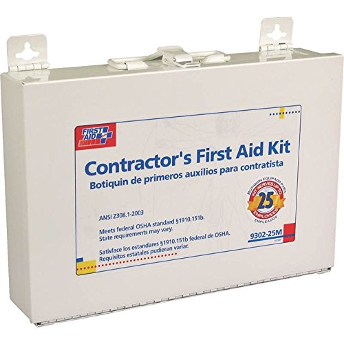 First Aid Only Contractors Metal