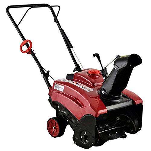AMICO AST-18 87cc Single-Stage E-Start Gas Snow Blower/Th...