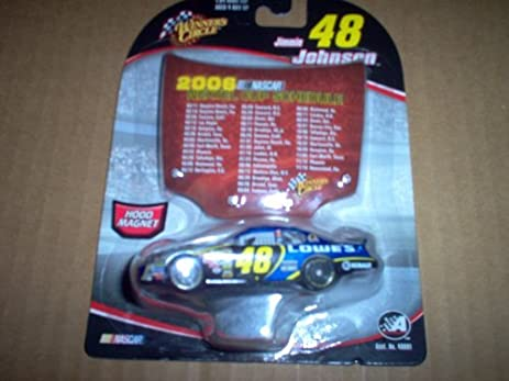 Amazon Jimmie Johnson 48 Lowes 2006 Winners Circle 1 64 With 1