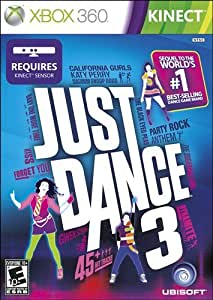 Just Dance 3 - Kinect Required - Xbox 360 Standard Edition