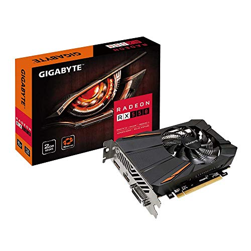 Gigabyte Radeon Rx 550 D5 2GB Graphic Cards GV-RX550D5-2GD - Radeon