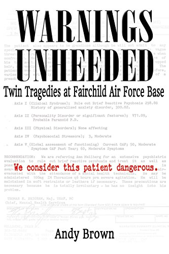 Amazon warnings unheeded twin tragedies at fairchild air warnings unheeded twin tragedies at fairchild air force base by brown andy fandeluxe Images