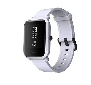 Amazfit Xiaomi huami smartwatch Version Internationale fréquence Cardiaque GPS Longue Veille ip68 imperméable à l