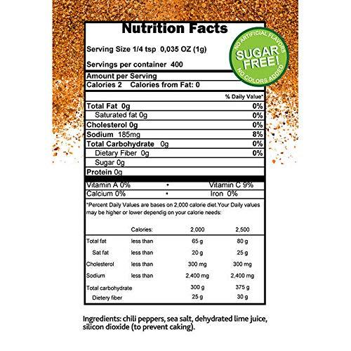Tajin Clásico Expect More Powdered Seasoning, 14 oz, 10 count