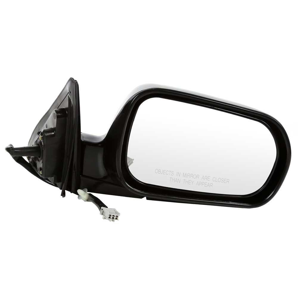 Prime Choice Auto Parts KAPHO1321125 Right Passenger Power Manual Folding Side Mirror
