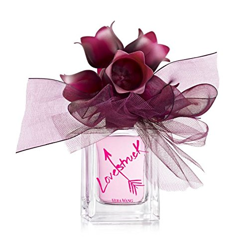 Eau Angelica De Spray Parfum - Love Struck Eau De Parfum Spray for Women by Vera Wang, 1.7 Ounce