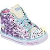 Skechers Kids Kids' Shuffles-Sweet Wishes-K Sneaker