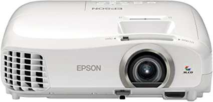 Epson EH-TW5300 - Proyector Home Cinema (2.200 lúmenes, resolución 1920 x 1080), Color Blanco: Amazon.es: Electrónica