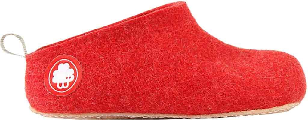 Baabuk Gus Slipper B014UR0XPA 37 D EU / 6.5 D US Women|Red