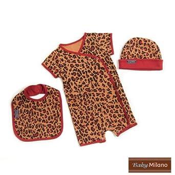 Baby Milano Brown Argyle 3 pc