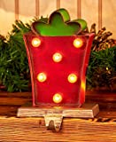 Lighted Stocking Holders (Gift)