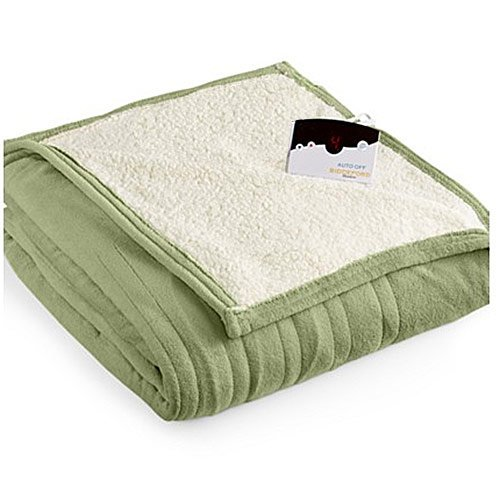 biddeford heated blanket