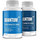 M Theory Quantum T AM & Quantum T PM - Best Testosterone Booster and Testosterone Support Supplement