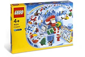 LEGO Creator Advent Calendar 2003, 318 Pieces, 4024