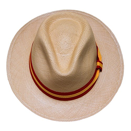 Jual Borges   Scott Teardrop Fedora Panama Hat - Range of Colours ... 85ebefe9d439