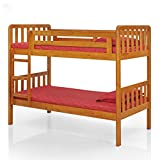 Royal Oak Scout Double Size Bed (Maple)