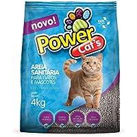 Areia Power Cats Fd com 5x4kg Power Pets para Gatos