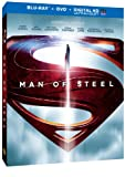 Man of Steel (Blu-ray+DVD+UltraViolet Combo Pack)