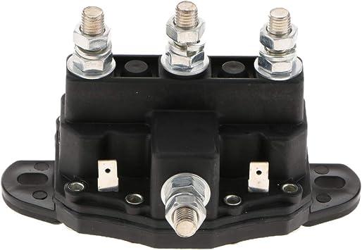 12/V universal Starter motor solenoid switch