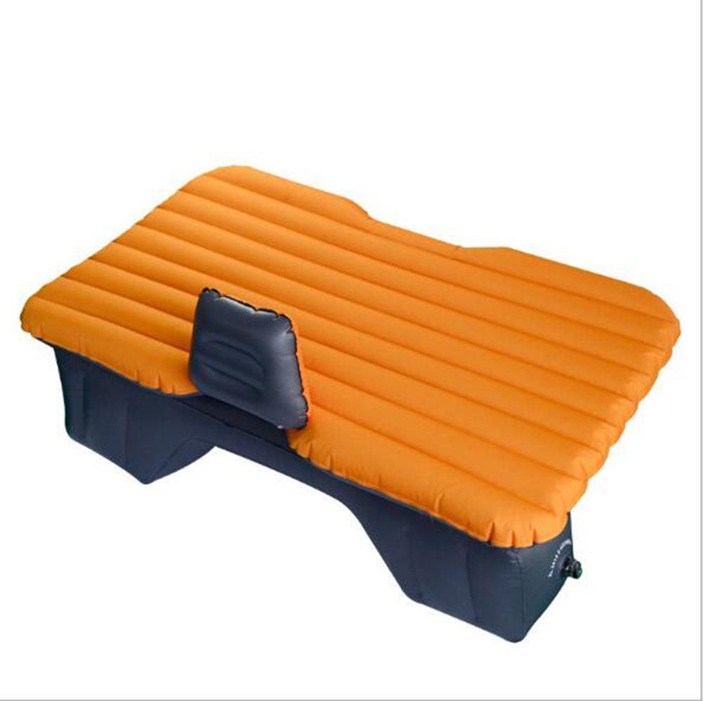 KIMSAI Oxford-Stoff, aufblasbares Auto, SUV, Auto-mattress183 X 137 cm,