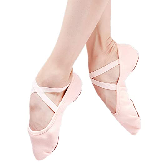 Zapatillas de ballet Zapatos de ballet Zapatos de yoga for ...