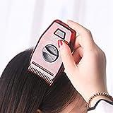 adult hair clipper Hair,Manual hair trimmer Hair Cutting Hair Clipper Hair Split Ends,Personal Razor Comb Hair Beard…