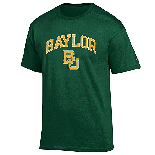 - Elite Fan Shop Baylor Bears Tshirt Varsity Green - L
