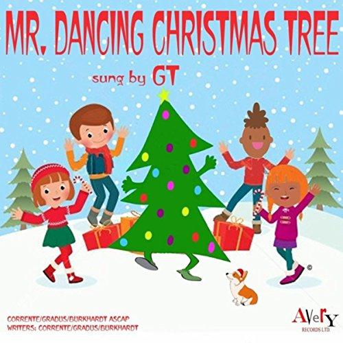 mr dancing christmas tree