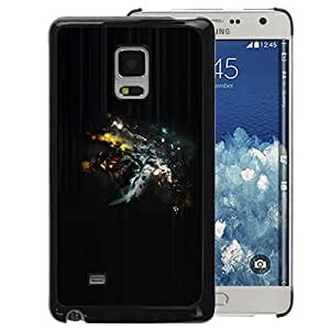Planetar® ( Universe Space Cosmos Amazing Stars ) Samsung Galaxy Mega 5.8 Hard Printing Protective Cover Protector Sleeve Shell Cover Case