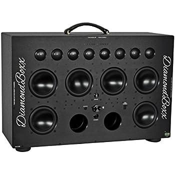 DiamondBoxx Model XL Black 231
