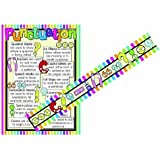 Combi Pack - Punctuation Display Border and Poster