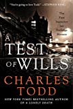 A Test of Wills: The First Inspector Ian Rutledge Mystery (Inspector Ian Rutledge Mysteries) by  Charles Todd in stock, buy online here