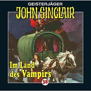 Im Land des Vampirs (John Sinclair 38) Hörspiel