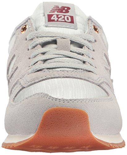 Women Balance Grey Zehenkappen 420 Buty New Damen Grau z7dwqIITx