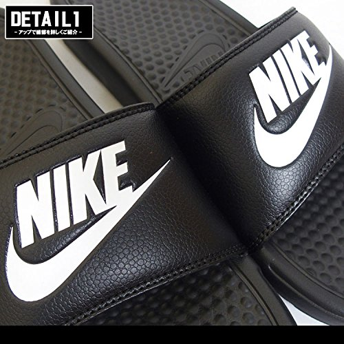 White Piscine Benassi Black Homme Plage et Chaussures Nero de Nike qgzRwPW