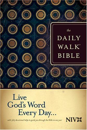 Read Online The Daily Walk Bible NIV ebook