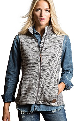 Overland Sheepskin Co Aurora Italian Wool-Blend Fleece (Aurora Vest)