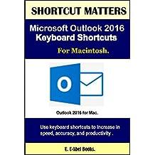 Microsoft Outlook 2016 Keyboard Shortcuts For Macintosh (Shortcut Matters)
