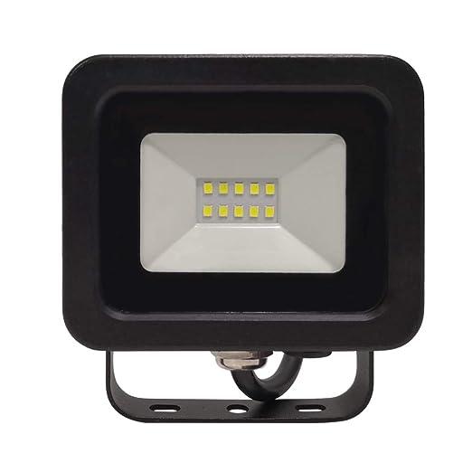AUFUN Proyector LED Focos de exterior 10W Blanco frío LED ...
