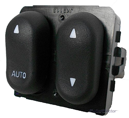 Fits 1999-2002 F-150 (2 door) Window Master Control Switch Ford (1999 2000 2001 2002 99 00 01 02)