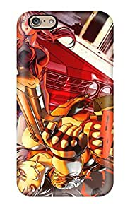 Top Quality Case Cover For Iphone 6 Case With Nice Black Lagoon Appearance