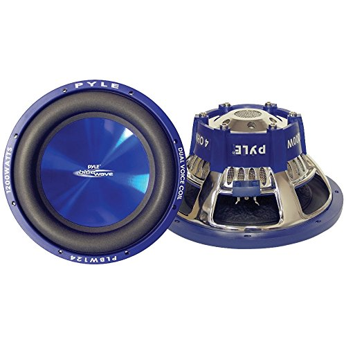 Pyle Blue Wave PL-BW84 Woofer - 600 W PMPO - 1 Pack - 4 Ohm - 8