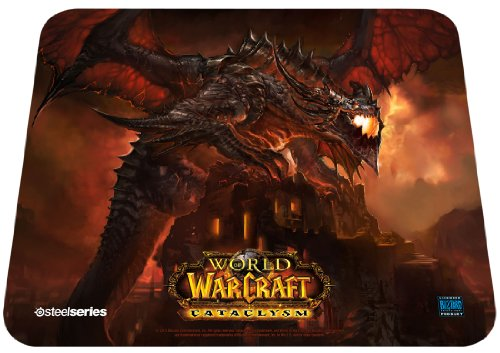 SteelSeries QcK Surface Warcraft Cataclysm Deathwing product image