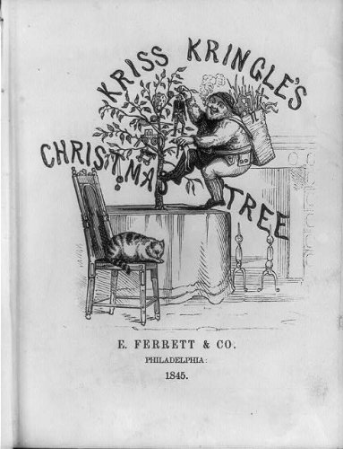 Kringles For Christmas.Amazon Com Historicalfindings Photo Kriss Kringle S