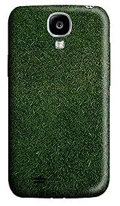 Samsung Galaxy S4 I9500 Case,Samsung Galaxy S4 I9500 Cases - Simple Grass Custom Design Samsung Galaxy S4 I9500 Case Cover - Polycarbonate