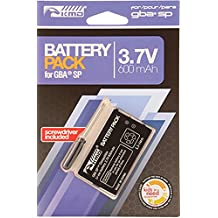 Game Boy Advance SP Replacement Battery Pack for GBA SP (packaging may vary)