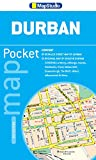 Durban Pocket Tourist Map 1:12.5K