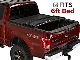 Gator Tri-Fold Tonneau Truck Bed Cover Toyota Tacoma 2005-2015 6 ft Bed 59405